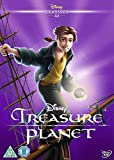 Treasure Planet (Limited Edition Artwork & O-ring) [DVD] (2002)