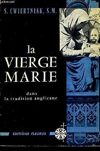 La vierge Marie dans la tradition anglicane