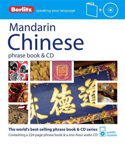 Berlitz: Mandarin Chinese Phrase Book & CD (Berlitz Phrase Book & CD)