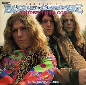 Louder Than God: The Best of Blue Cheer [Vinyl]
