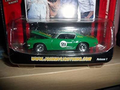 Johnny Lightning 1970 Chevy Camaro the Dukes of Hazzard Release 1 2006