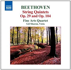 String Quintets Op. 29 & Op. 1