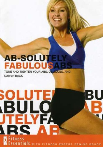 Ab-Solutely Fabulous Abs [DVD] [Region 1] [US