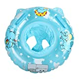 MgicDots Quality Baby Safety Inflatable Swimming Ring Swim Float Seat Boat Pool Bath (Blue)
