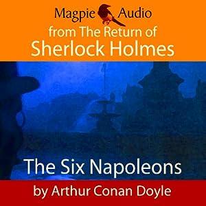 The Six Napoleons | [Sir Arthur Conan Doyle]