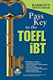 img - for Pass Key to the TOEFL iBT with MP3 audio CD 9th Edition book / textbook / text book