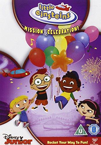 Little Einsteins Volume 1 - Mission Celebration [Import anglais]
