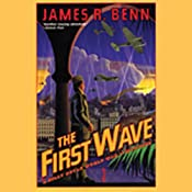 The First Wave: A Billy Boyle World War II Mystery | [James R. Benn]
