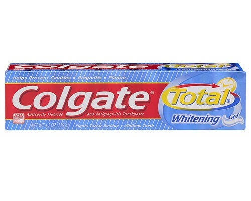 Buy Colgate Total Whitening Gel Toothpaste: Large Size 4.2 OZ