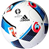 adidas Herren Fußball UEFA Euro 2016 Top Replique, white/bright blue/night indigo, 4, AC5450