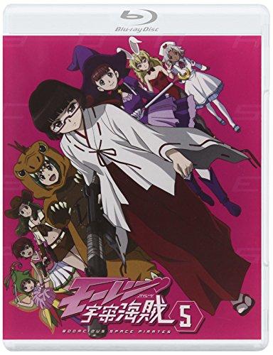モーレツ宇宙海賊 5(通常版) [Blu-ray]