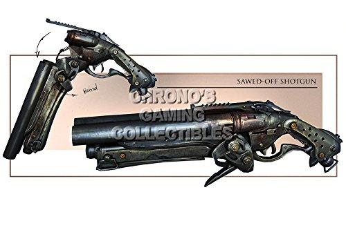 "CGC Poster grande, motivo Gears of War 3 Sawed-off-GAS021 fucile XBOX 360, Carta, 16"" x 24"" (41cm x 61cm)"