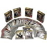 """007"" James Bond 50th Anniversary Playing Cards _ Bundle of 4 Identical Decks"
