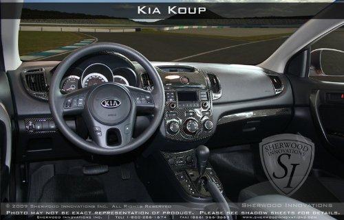 Kia Forte Interior Pictures. 2010 KIA FORTE KOUP 35pcs