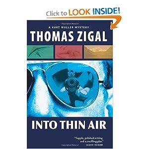 Into Thin Air (Kurt Muller Mysteries) Thomas Zigal