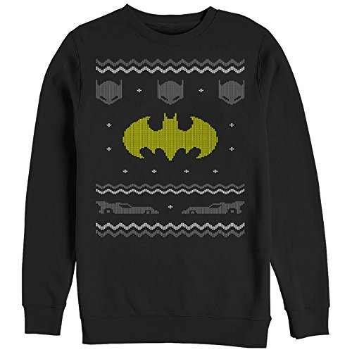 Batman Dark Knight Ugly Christmas Sweater