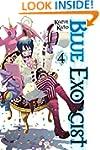 Blue Exorcist Volume 4