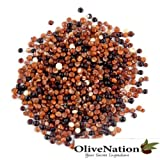 Red and Black Quinoa 1 lb by OliveNation