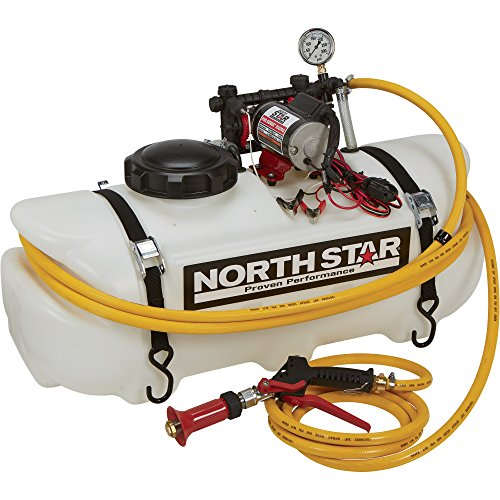 NorthStar High-Pressure ATV Tree Sprayer - 16 Gallon, 2 GPM, 12 Volt (High Pressure Tree Sprayer compare prices)
