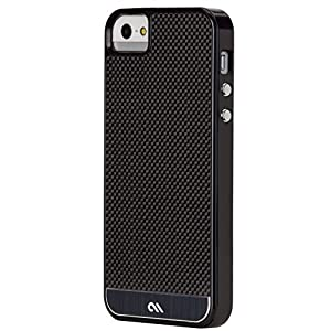 Case-Mate Refined Collection Carbon Fiber Case for Apple iPhone 5 - Black