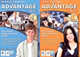 High School Advantage 2010 AND Middle School Advantage 2010