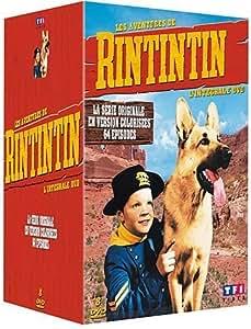 Les Aventures de Rintintin - L'intégrale DVD