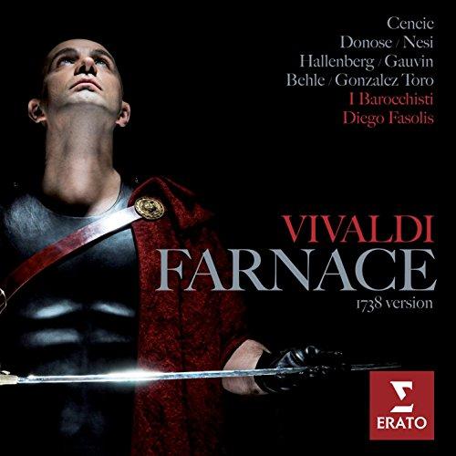 Vivaldi: Il Farnace, Atto Primo, Scena I: Recordati che sei