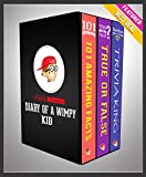 Diary of a Wimpy Kid: G Whiz Trilogy Set (Limited Edition): Fun Facts & Trivia Tidbits (GWhizBooks.com)
