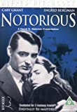 Notorious [1946] [DVD] - Alfred Hitchcock