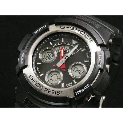 Gee and shock G-shock Casio CASIO G shock g-shock an analog-digital AW590-1 A [parallel import goods]
