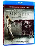 Sinister [Blu-ray + Digital Copy]