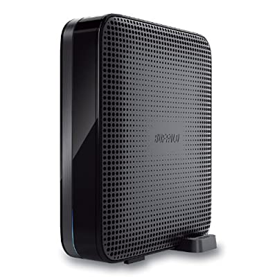 Buffalo Technology LinkStation Live 2.0 TB (1 x 2 TB) Network Attached Storage LS-X2.0TL (Black) from BUFFALO