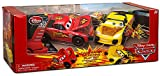 Disney / Pixar CARS Movie Exclusive Racer Launching Playset