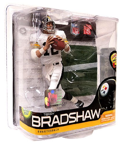 d47fd7471 Black Friday McFarlane Toys NFL Sports Picks Series 26 Action Figure Terry  Bradshaw (Pittsburgh Steelers
