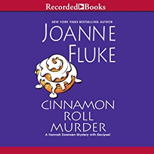 Cinnamon Roll Murder Audiobook