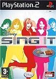 echange, troc Disney sing it camp rock - Jeu + micro