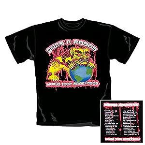 Guns N Roses - T-Shirt Chow Dog (in XL)