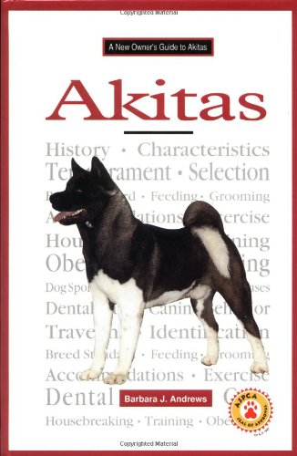 New Owners Guide to Akitas (JG Dog)