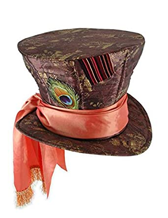 2512 Madhatter Top Hat NEW MOVIE