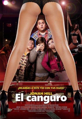 El Canguro (Jonan Hill) [Blu-ray]