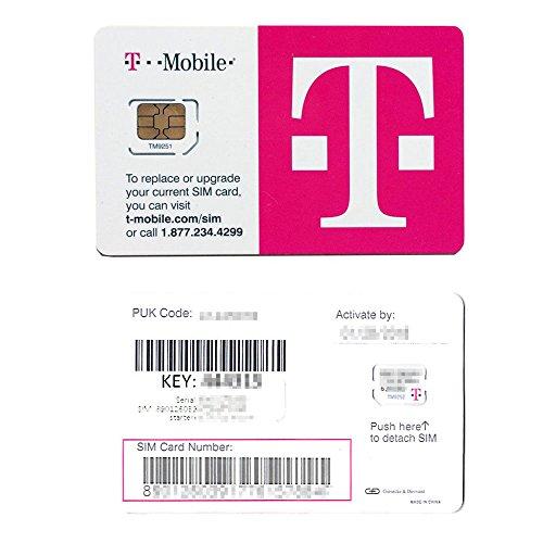 T-mobile sim card prepaid kit - Aveeno usa