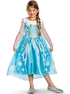 Girl's Disney Frozen Elsa Costume