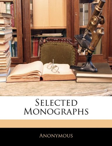Selected Monographs