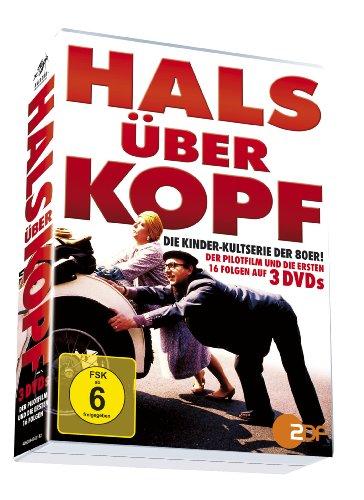 Hals über Kopf - Die ersten 16 Folgen + Pilotfilm auf 3DVDs!