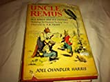 img - for Uncle Remus His Songs and His Sayings By Joel Chandler Harris 1921 Illustrated By A.b Frost book / textbook / text book