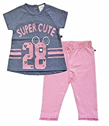 Babeez Baby Girl 2pcs set (Top + Legging)