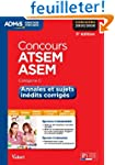 Concours ATSEM et ASEM - Annales et s...