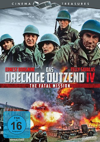 Das dreckige Dutzend 4 - The Fatal Mission [Edizione: Germania]