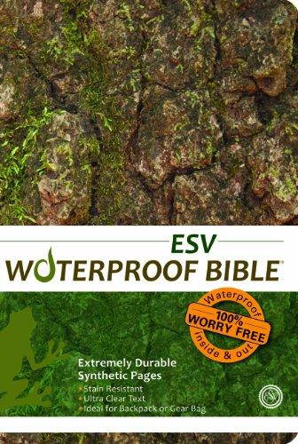 Waterproof Bible - ESV - Camouflage PDF