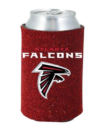 Atlanta Falcons Glitter Kolder Kaddy Can Holder front-333952